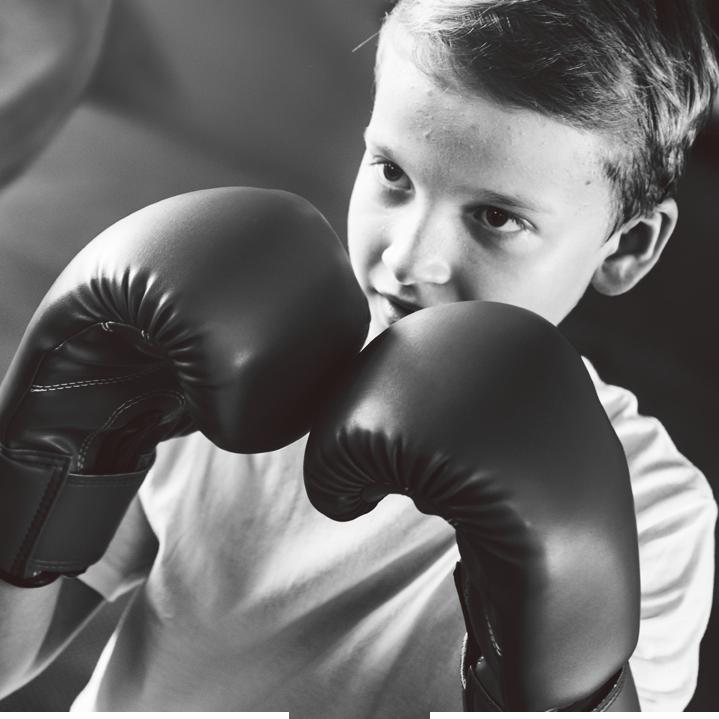Kids Self-Defence Classes for Schools | ATI Martial Arts